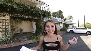 WankzVR - Full Paige Spread ft Paige Owens