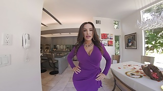 Free lisa sparxx porn - Wetvr first anal scene in vr on christmas with lisa ann