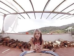 VirtualRealPorn.com - Erasmus girl