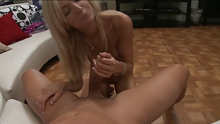 Athletic dame sustains a hardcore throbbing in a close up shoot