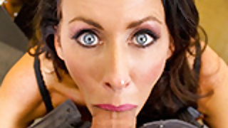 MILF VR - Vegas MILF - Reagan Foxx porn image