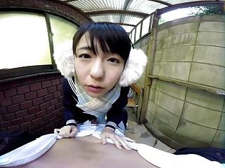 Download video bokep ZENRA JAV VR Izumi Imamiya teasing after band class Mp4 terbaru