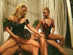 Aniko Jacqueline and Ella Gabriella Fuck Together