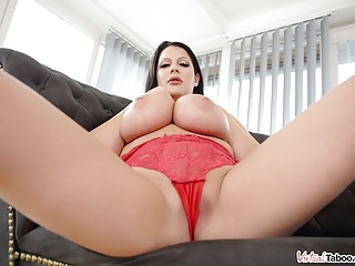 VirtualTaboo.com Posh BBW Anissa Jolie wants your cock