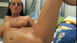 SheilaGrant-Dildo Play