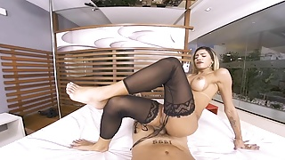 GroobyVR: Paty Gets Pounded